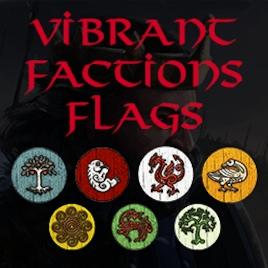 不列颠王座:全面战争传奇旗帜美化MOD