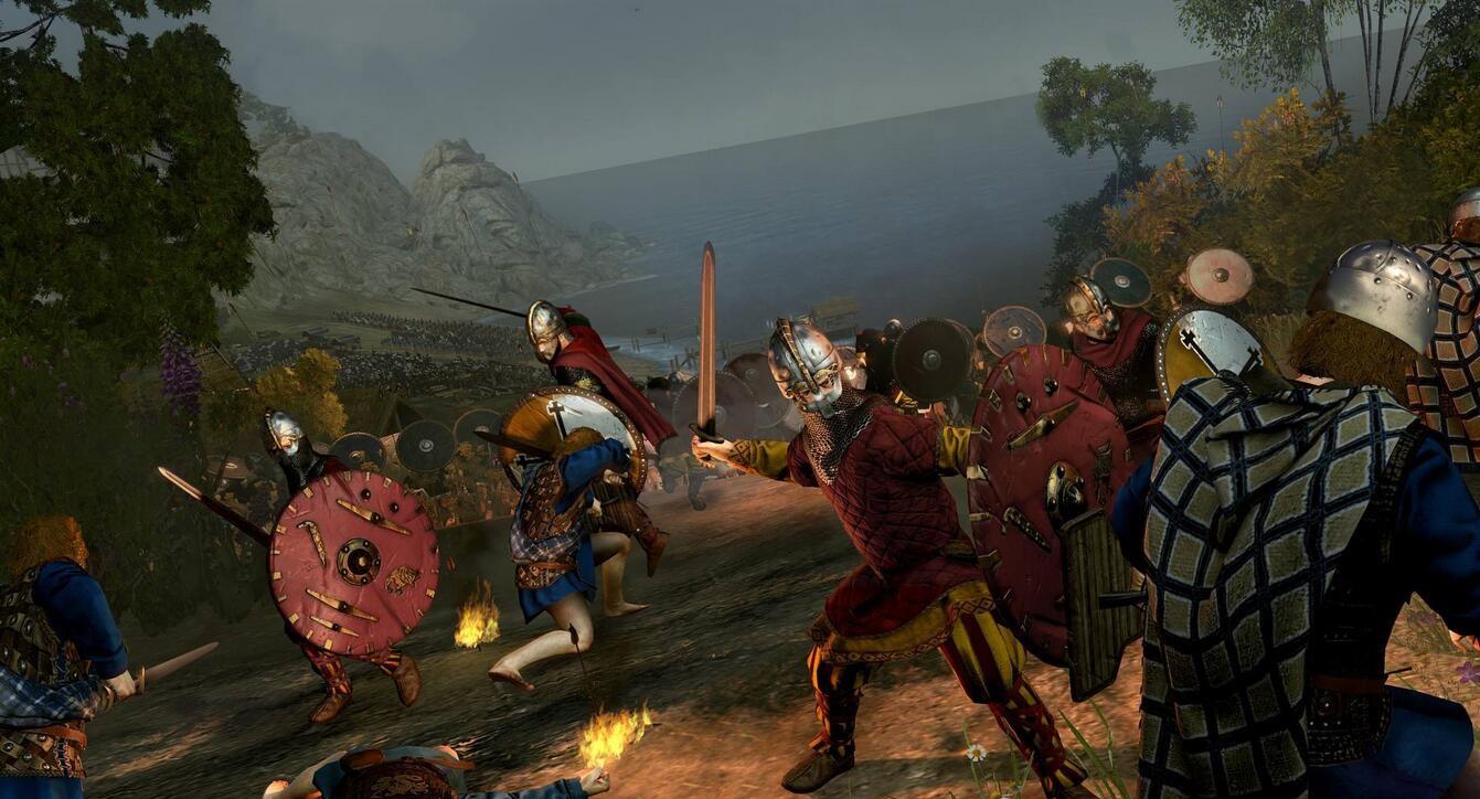不列颠王座:全面战争传奇 玩家弓箭手双倍强化mod