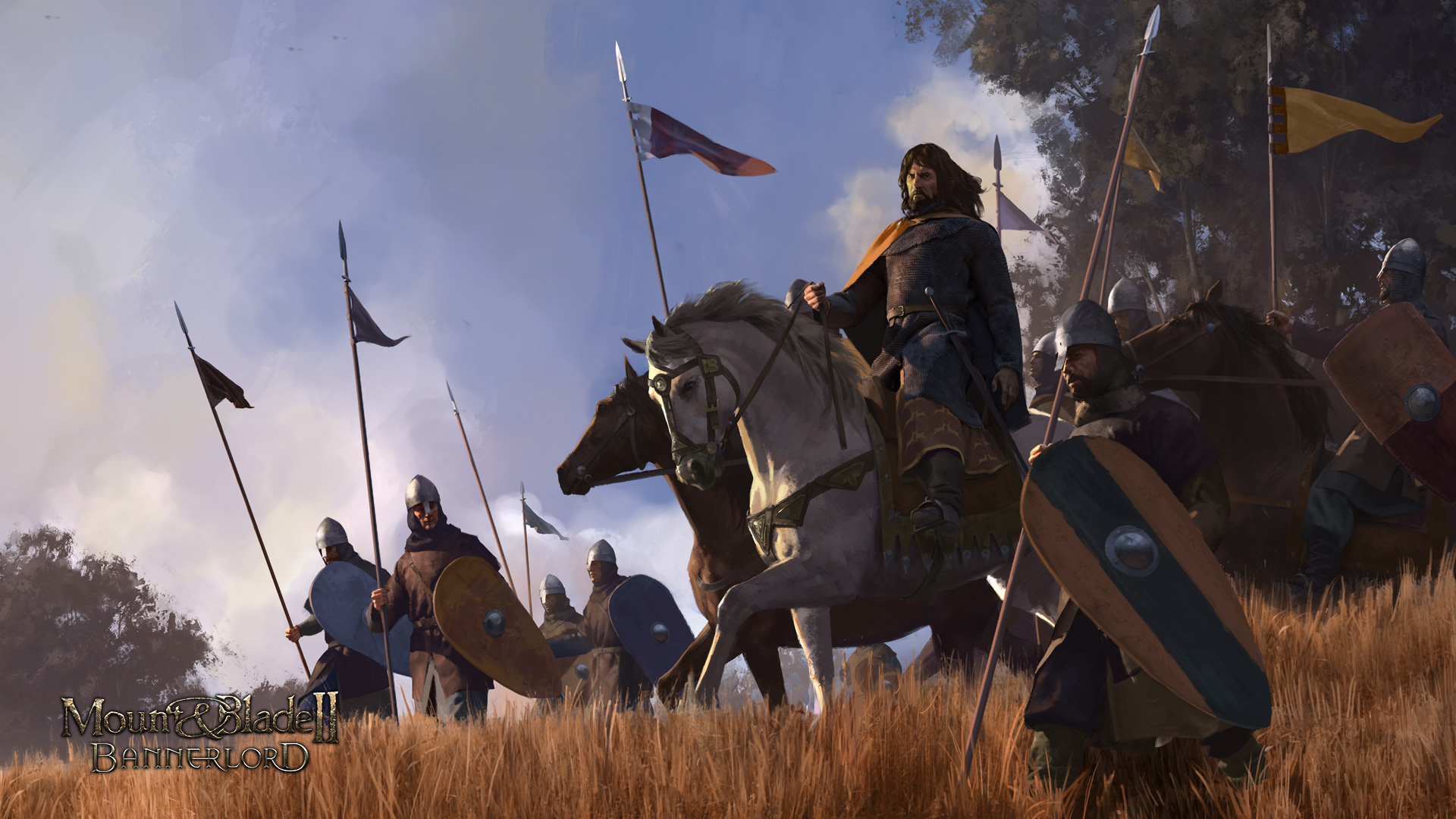 骑马与砍杀2:霸主 国家与派系公布