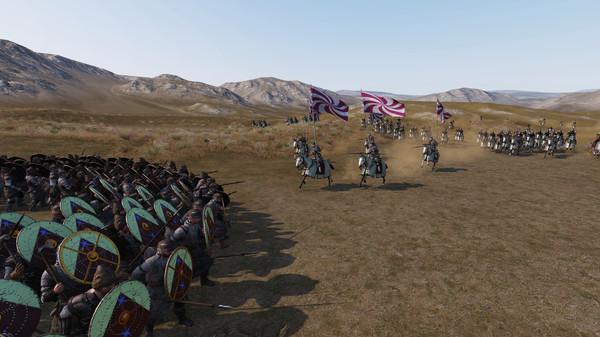 《骑马与砍杀2:领主》城堡攻防战游戏视频