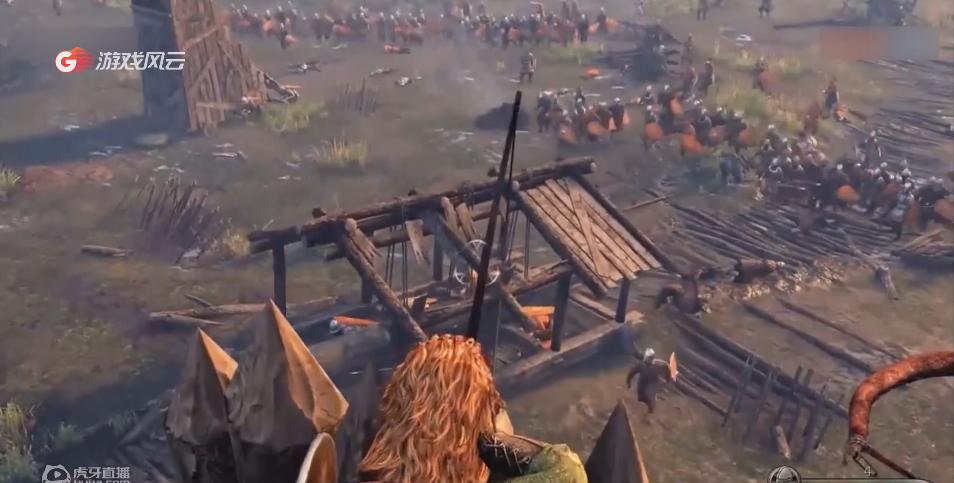 《骑马与砍杀2》单机战役演示 玩家竞技场过关斩将