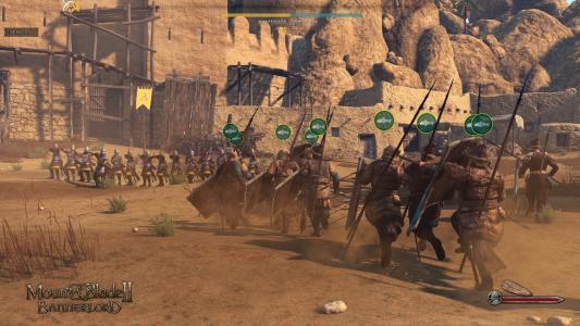《骑马与砍杀战团》1.27版修改增援次数