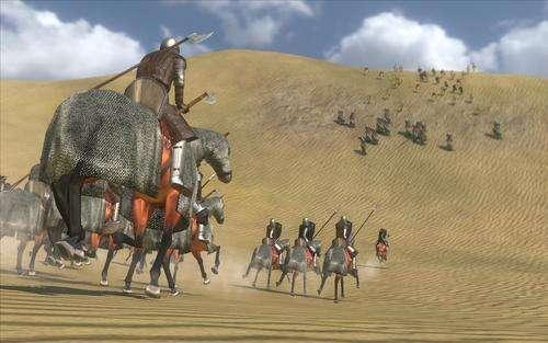 《骑马与砍杀》如何添加自国巡逻队+修改中文名