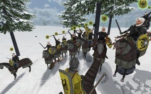 《骑马与砍杀战团》修改兵种的方法教程