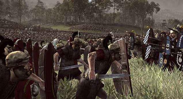 罗马2:全面战争怎么建设城市和增加公共秩序
