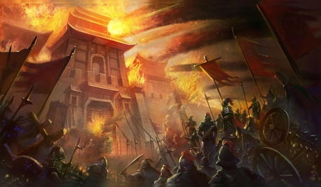 《骑马与砍杀战团》风云三国 关于自立后招降领主各种说明