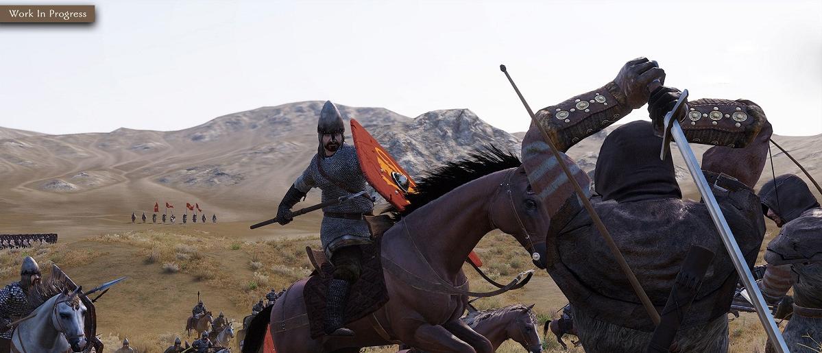 《骑马与砍杀2》发售日提前1天 老用户可享受8折优惠