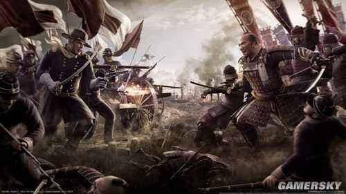 武士之殇:增加英法美三大派系mod