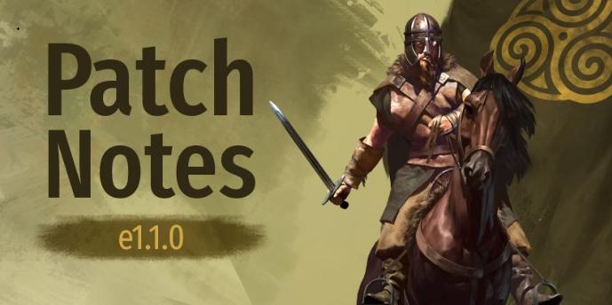 《骑马与砍杀2》e1.1.0公共版更新:修复崩溃Bug增加新内容