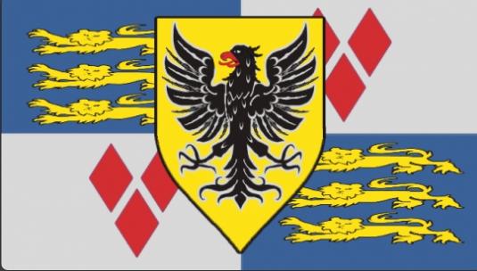 骑马与砍杀2 里维亚和利里亚(巫师)的旗帜mod