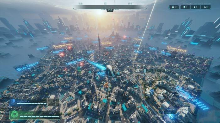 """《超猎都市》试玩 当个上天入地的""""城市猎人"""""""