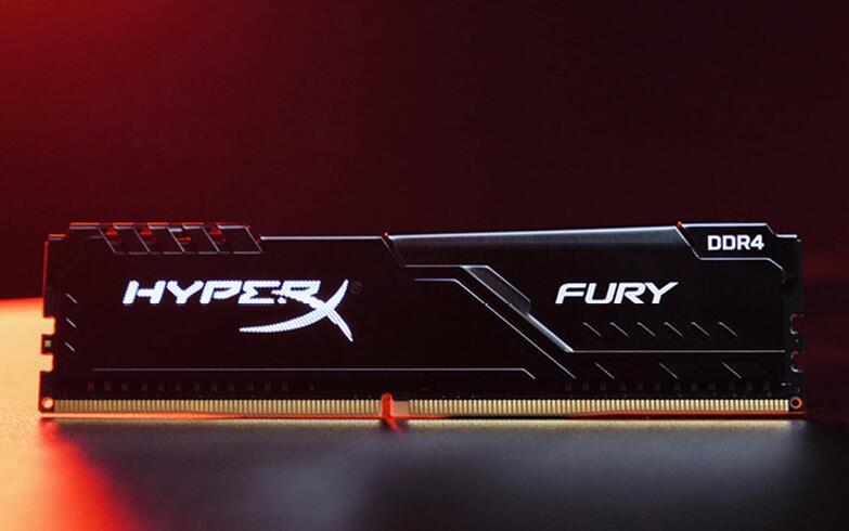 金士顿HyperX 骇客神条 DDR4 8G 台式机内存条2666频率