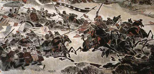 古代战争参战人数有没有上百万?其实没有那么多!