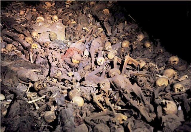 """古代战争时的""""坑杀"""",真的就是挖坑活埋吗?"""