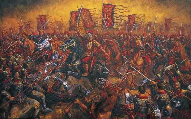 中国古代战争的十大经典战役,薛仁贵超牛!