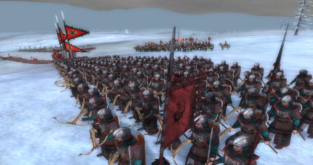 弓箭流快速灭敌方法(含攻城)