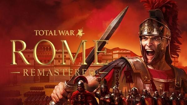 《全面战争:罗马》重制版 新公告 游戏焕然一新